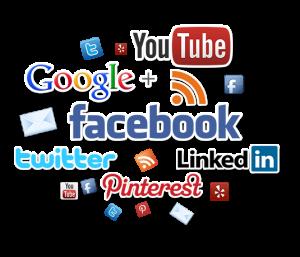Social Media Strategy Company Logos